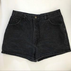 Vintage HighRise Shorts Sz 16
